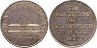 Silbermedaille 1823 Baden-Durlach Ludwig 1...