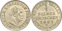 1/2 Silbergroschen 1867  B Brandenburg-Pre...