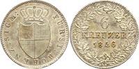 6 Kreuzer 1846 Hohenzollern-Sigmaringen Ka...