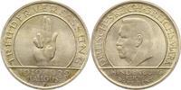 3 Mark 1929  F Weimarer Republik  Fast Ste...