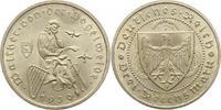 3 Mark 1930  F Weimarer Republik  Fast Ste...