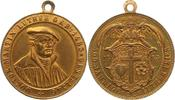 Tragbare Bronzemedaille 1883 Reformation 4...
