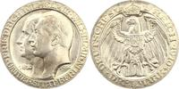 3 Mark Uni Berlin 1910  A Preußen Wilhelm ...