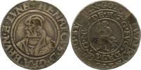 1/4 Taler 1547 Braunschweig-Wolfenbüttel Heinrich der Jüngere 1514-1568. Henkelspur, schön - sehr schön