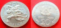 20 Mark 1986 DDR Grimm Stempelglanz