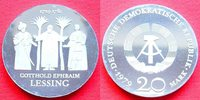 20 Mark 1979 DDR Gotthold Ephraim Lessing ...