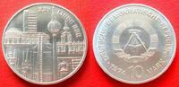 10 Mark 1974 DDR Städtemotiv Stempelglanz