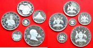 2 - 30 Shillings 1969/1970 Uganda Papstbes...