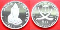 50 Pesetas 1970 Aequatorialguinea A. Dürer...