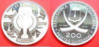 200 Pesetas 1970 Aequatorialguinea Fußball...