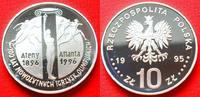 10 Zloty 1995 Polen Antike Sportler, Olymp...