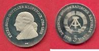 5 Mark 1978 DDR Friedrich Gottlieb Klopsto...