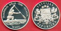 10 Latu 1994 Lettland Olympiade 1996 Atlan...