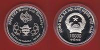 10.000 Dong 2005 Vietnam Fußballpagode - F...