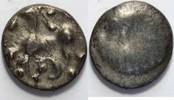 OBOL 100 v.Ch. KELTEN Silber Typ MANCHING ...