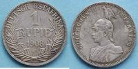 1 rupie 1908 j deutsch ostafrika kolonien ...