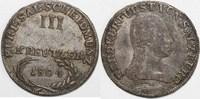 Groschen (3 Kreuzer) 1804 ERZBISTUM SALZBU...