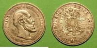 10 reichsmark 1878 a deutschland mecklenbu...