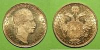 1 dukat 1865 a österreich franz josef, 184...