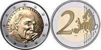 2 Euro 2016 Frankreich - France 100th birthday of Francois Mitterand un... 3,50 EUR  +  10,00 EUR shipping