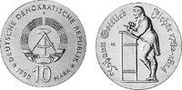 10 Mark 1990 Deutsche Demokratische Republik Johann Gottlieb Fichte Ste... 59,00 EUR  +  10,00 EUR shipping