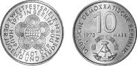 10 Mark 1973 Deutsche Demokratische Republik World Festival für Youth a... 2,00 EUR  +  10,00 EUR shipping