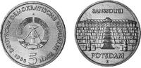 5 Mark 1986 Deutsche Demokratische Republik Castle Sans souci Potsdam -... 7,00 EUR  +  10,00 EUR shipping