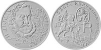 200 Kronen 2012 Tschechien - Czech Republic - Ceská Republika 400th ann... 38,00 EUR  +  10,00 EUR shipping