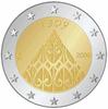2 Euro 2009 Finnland Landtag von Porvoo unz. stgl.  5,00 EUR  +  10,00 EUR shipping