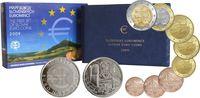 3,88 EUR Kurssatz 2009 Slowakei Erster Kurssatz in PP für EUR-Münzen RA... 49,00 EUR  Excl. 10,00 EUR Verzending
