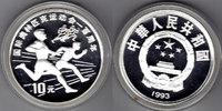 10 Yuan 1993 China Läufer proof