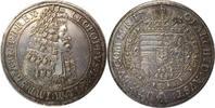 Thaler 1701 Austria 1701 Austria, Leopold I, Thaler Vienna mint in superb aUNC aUNC