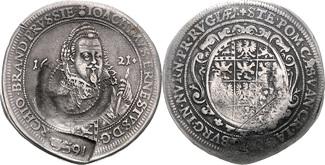 Jefimok 1655 Russland Aleksej Michailovic 1645-1676 f.ss,Kr., äußerst selten
