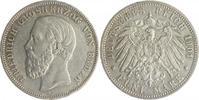 5 Mark 1901 G Baden Friedrich I. 1856-1907...