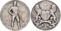 Silbermedaille 1922 Schweiz - Schützenmeda...