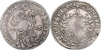 Reichstaler 1625 Halberstadt - Domkapitel ...