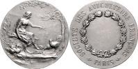 Medaille o.J. Jugendstil Prämie des Geflüg...