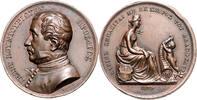 Bronzemedaille 1825 Griechenland a.d. Frei...