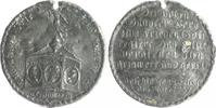 Zinnmedaille 1779 Brandenburg in den Marke...