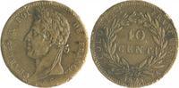 10 Centimes 1825 Frankreich - Kolonien Cha...