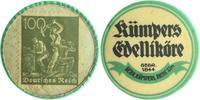 Briefmarkenkapselgeld (100 Pfennig) o.J. V...