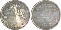 Silbermedaille 1802 Frankfurt - Stadt a.d....