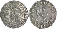 1/2 Reichstaler 1621 Hessen-Hersfeld Wilhe...