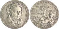 Silbermedaille 1928 von Karl Goetz a.d. 10...