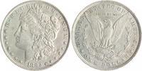 1 Dollar 1882 O USA Morgan Dollar f.vz, wi...