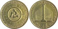 Bronzemedaille, vergoldet 1923 Paderborn-B...