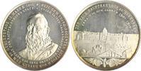 Silbermedaille 1911 von Karl Goetz a.d. 90...