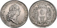 Konventionstaler 1765 F.H. Augsburg-Stadt ...