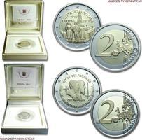 Vatican City State / Vatikanstadt 2 euro commemora