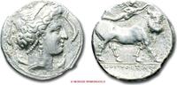 Didrachm 325-241 b.C Campania NEAPOLIS gut...